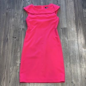 👗 Pink Premise Dress from Bloomingdales, Size 2